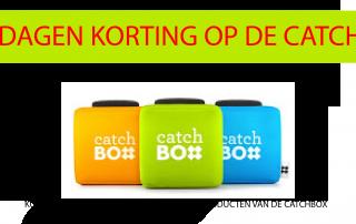 Catchbox korting