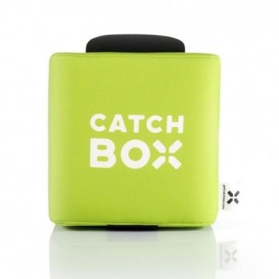 Catchbox hoes groen