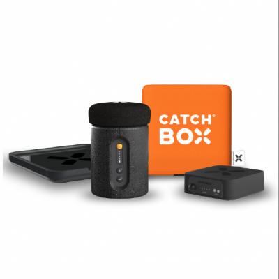 Catchbox plus inclusief lader