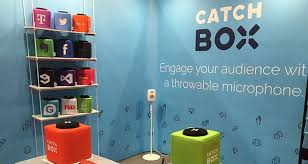 Catchbox ISE Amsterdam