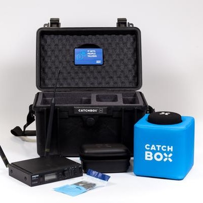 Catchbox Pro koffer